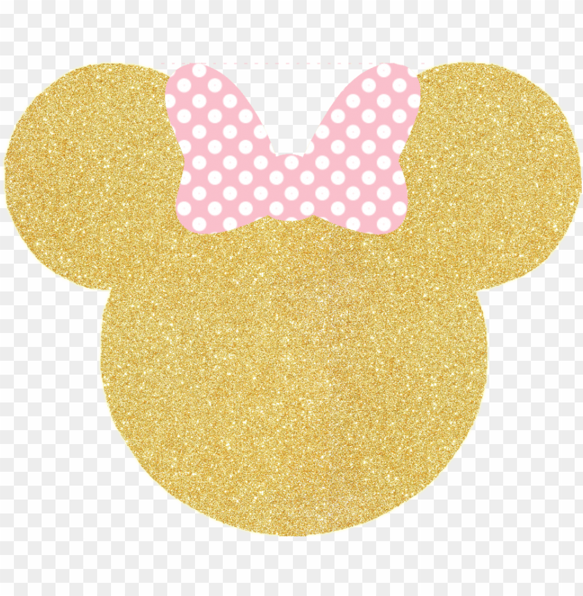 free PNG kit imprimible minnie dorado rosa bs 550000 en - kit imprimible minnie dorada PNG image with transparent background PNG images transparent