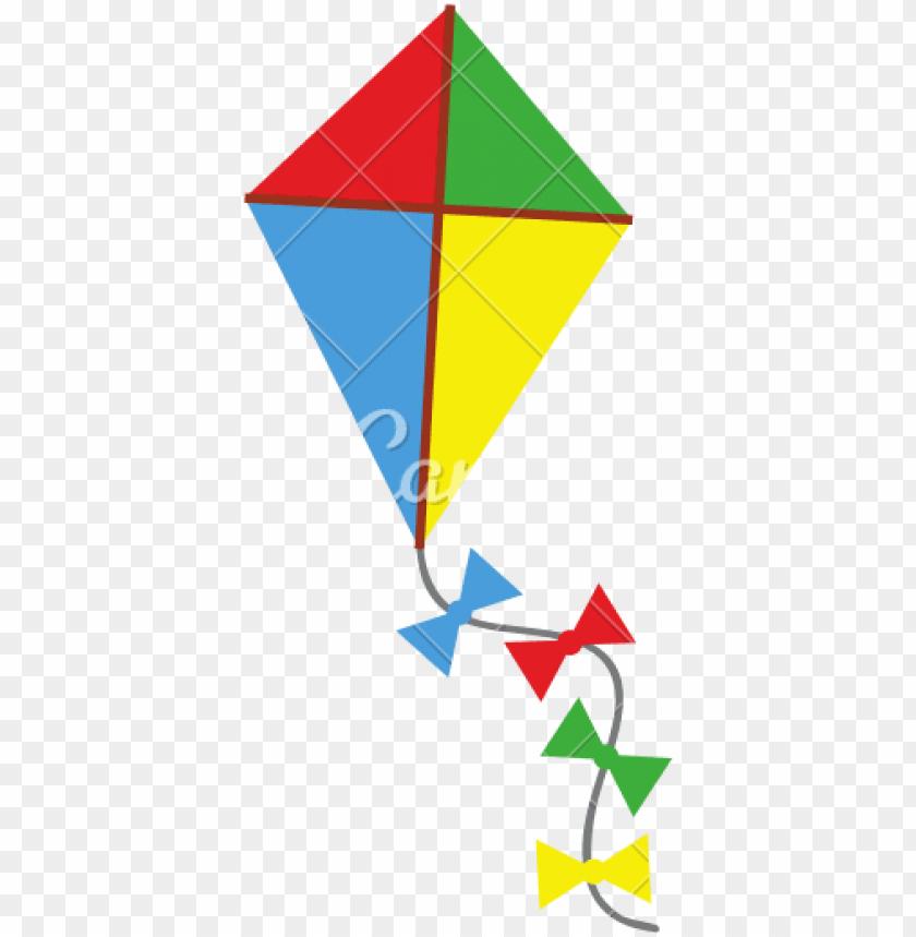Kite Cartoon Kite Cartoon Png Image With Transparent Background