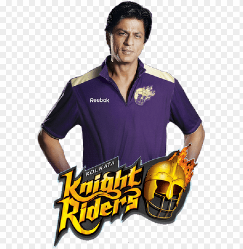 free PNG kolkata knight riders - kolkata knight riders srk PNG image with transparent background PNG images transparent