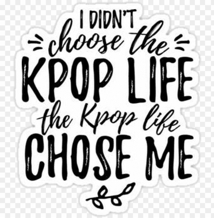 Kpop Bts Exo Bigbang Blackpink Png Sticker Life Bts And