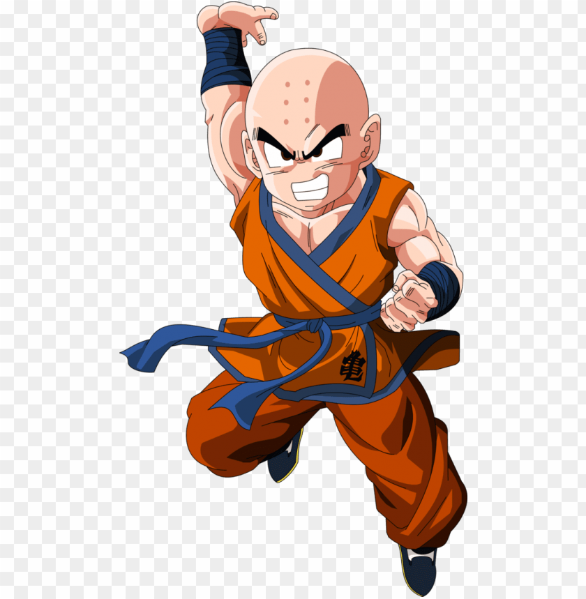 free PNG krillin character profile wikia fandom powered by wikia - krillin redesi PNG image with transparent background PNG images transparent
