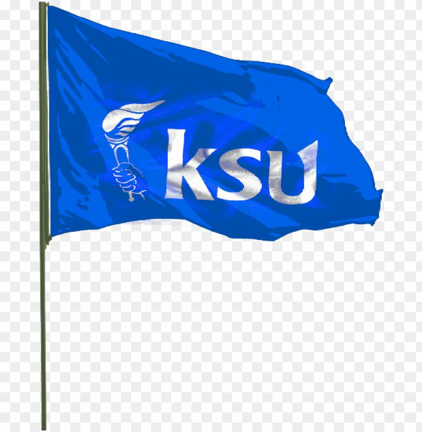 free PNG ksu flag png - ksu fla PNG image with transparent background PNG images transparent