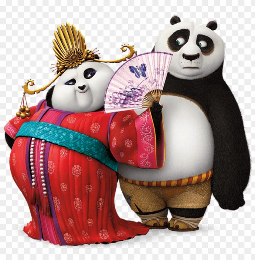 Download Kung Fu Panda 3 Png Clip Art Clipart Png Photo Toppng