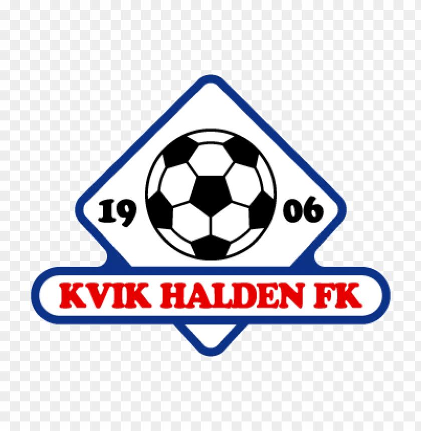 free PNG kvik halden fk vector logo PNG images transparent