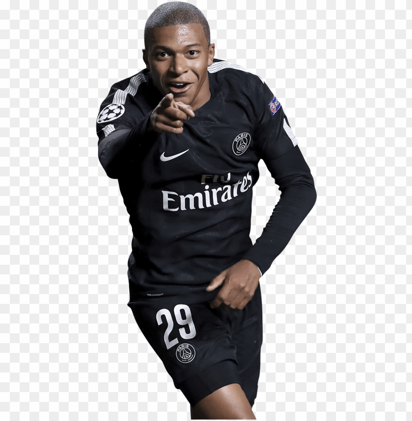 free PNG kylian mbappe png www - kylian mbappe psg PNG image with transparent background PNG images transparent