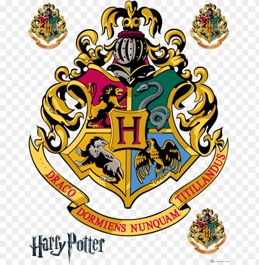 l borders rolled harry potter harry potter logo hogwarts png image with transparent background toppng harry potter logo hogwarts png image