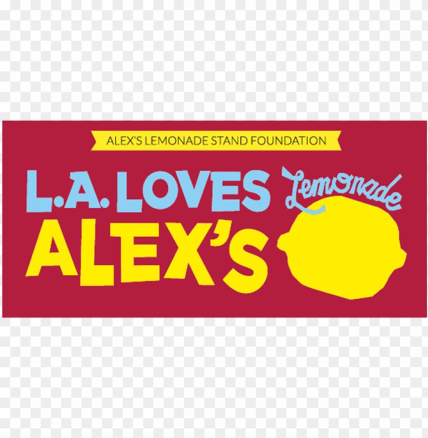 free PNG la loves alex's lemonade PNG image with transparent background PNG images transparent