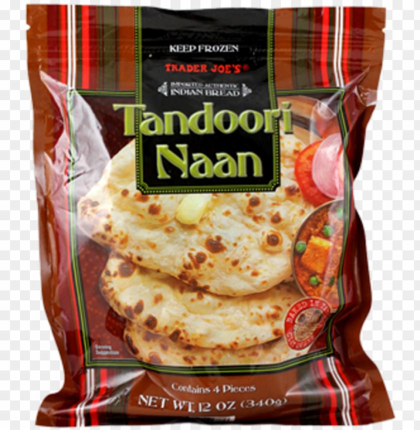 free PNG lain tandoori naan - trader joe's naa PNG image with transparent background PNG images transparent
