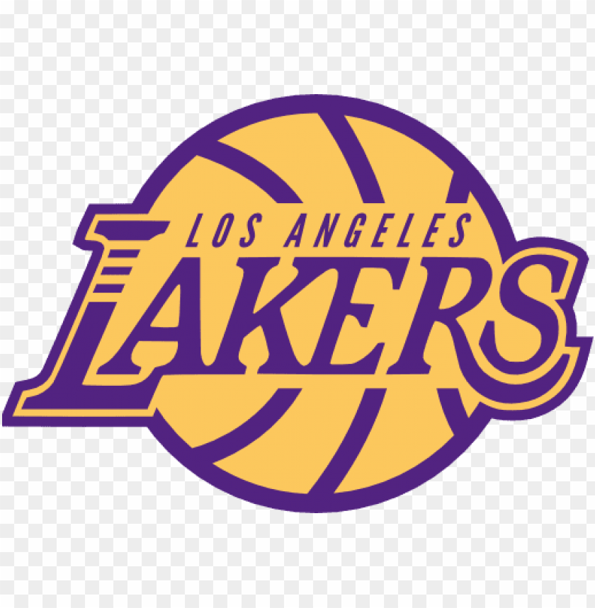 Lakers Logo Png Los Angeles Lakers Png Image With Transparent Background Toppng