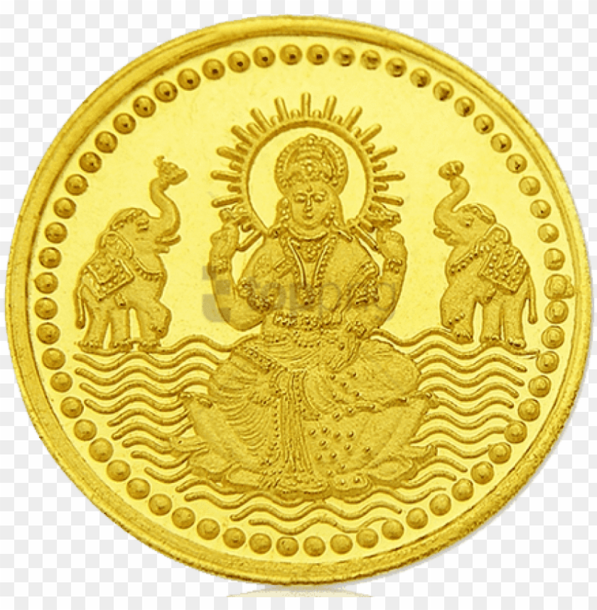free PNG lakshmi gold coin png file - gold & silver coins PNG image with transparent background PNG images transparent