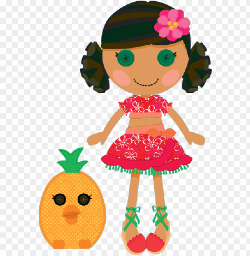 free PNG Download lalaloopsy mango tiki wiki clipart png photo   PNG images transparent