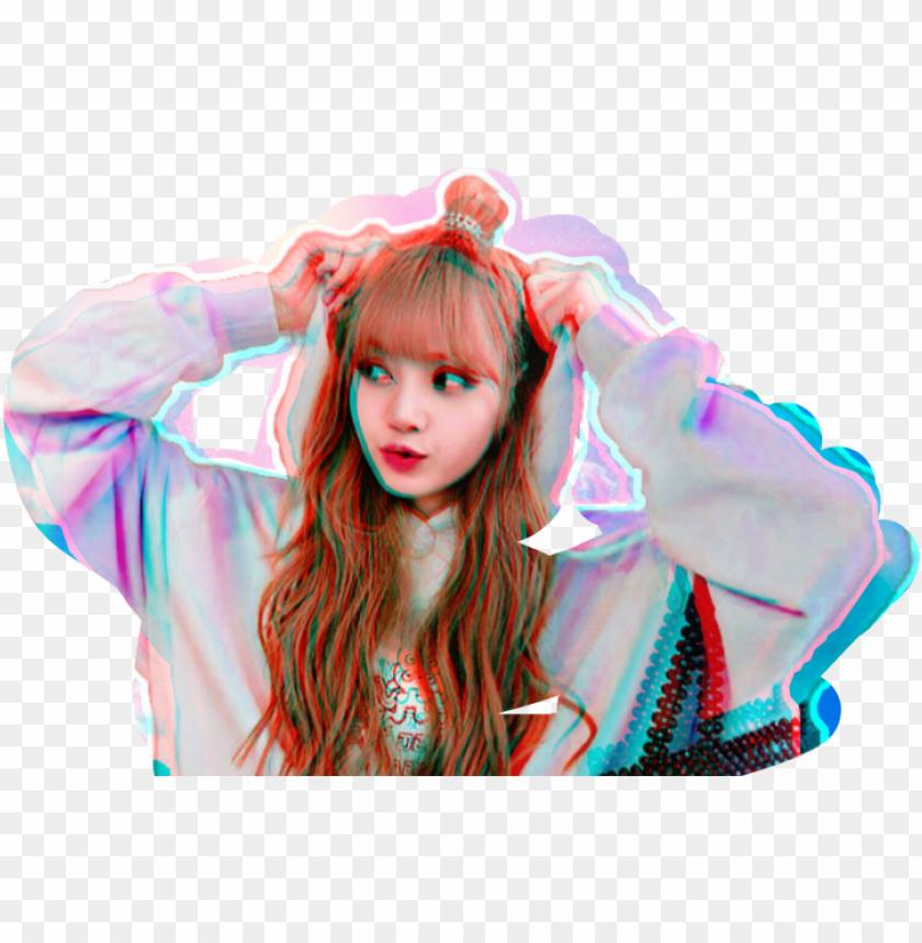 Lalisa Lisa Blackpink Png Image With Transparent Background Toppng