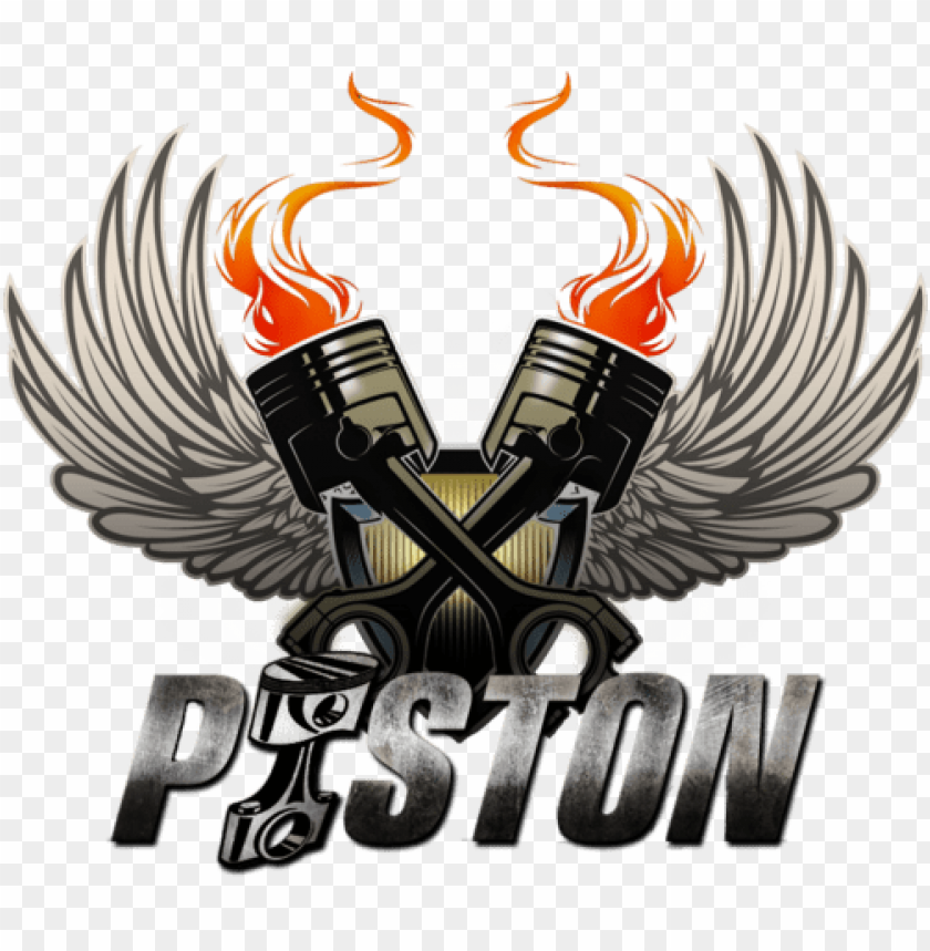 Lambang Piston Keren Png Lambang Pisto Png Image With Transparent Background Toppng