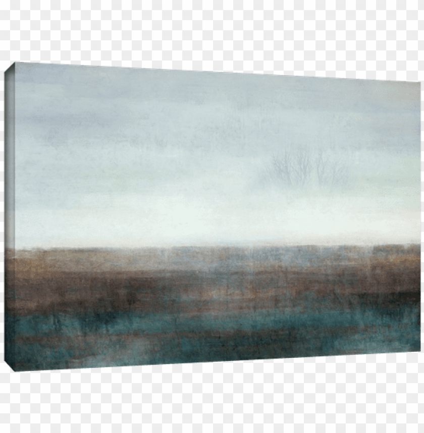 free PNG landscape ground fog graphic art on wrapped canvas - visual arts PNG image with transparent background PNG images transparent
