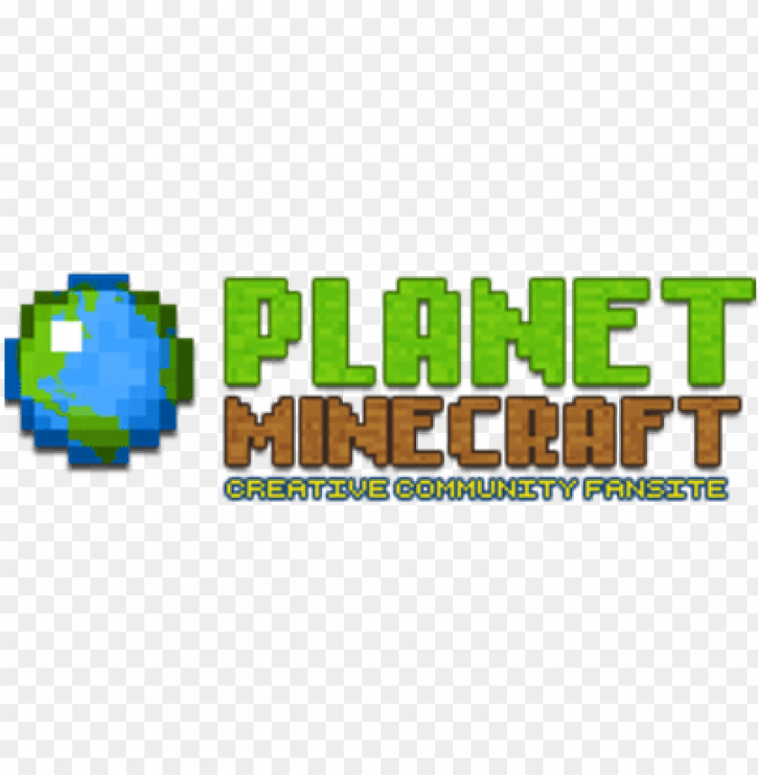 Lanet Minecraft Logo Transparent Background Png Image With