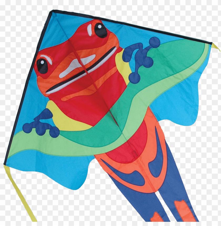free PNG large easy flyer kite - premier kites large easy flyer - poison dart PNG image with transparent background PNG images transparent