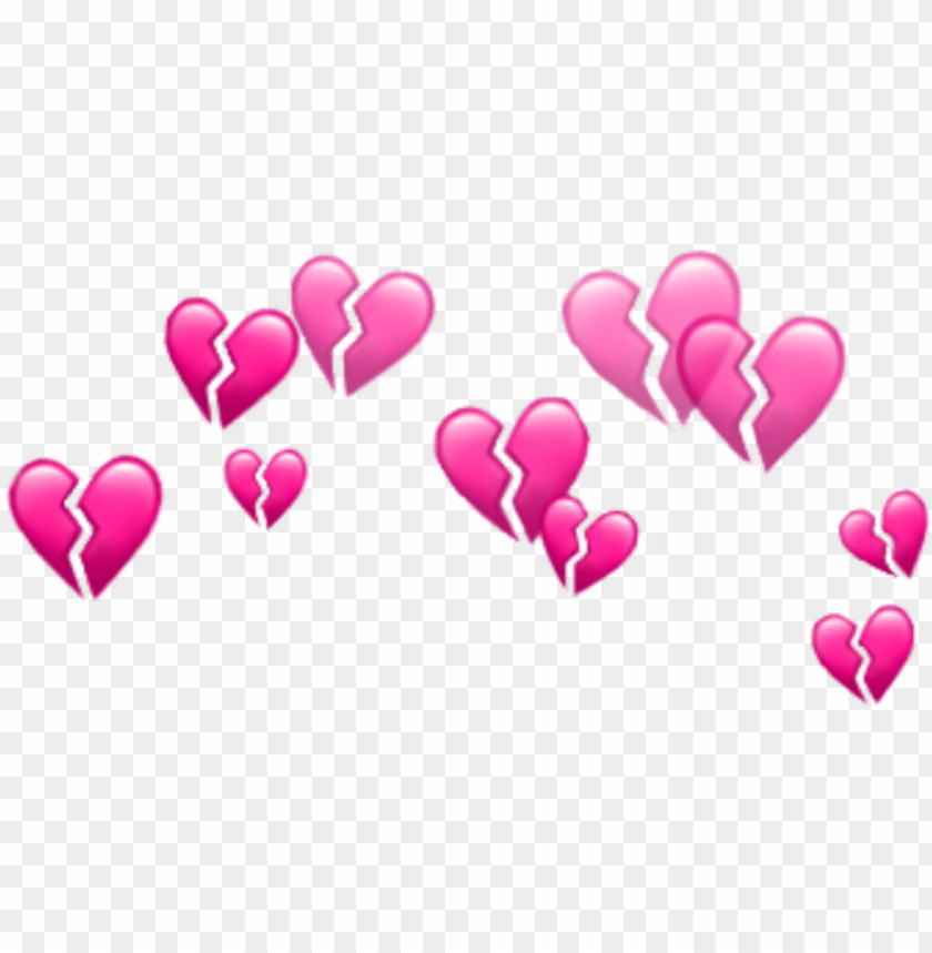 free PNG largest collection of free to edit heart overlay wow - red heart crown PNG image with transparent background PNG images transparent