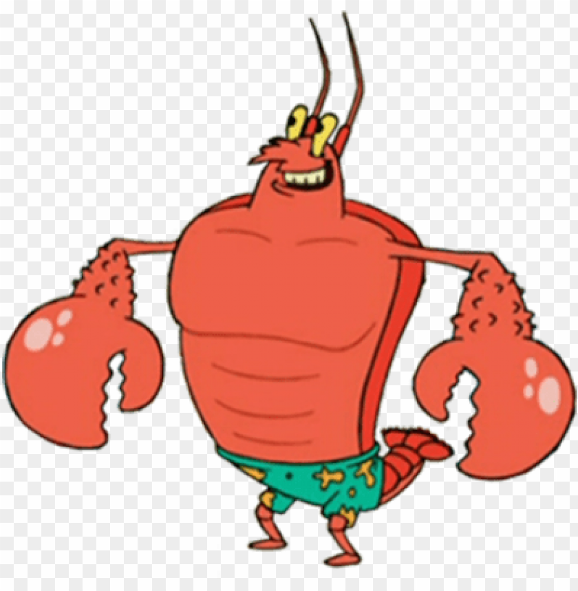 free PNG larry the lobster PNG image with transparent background PNG images transparent