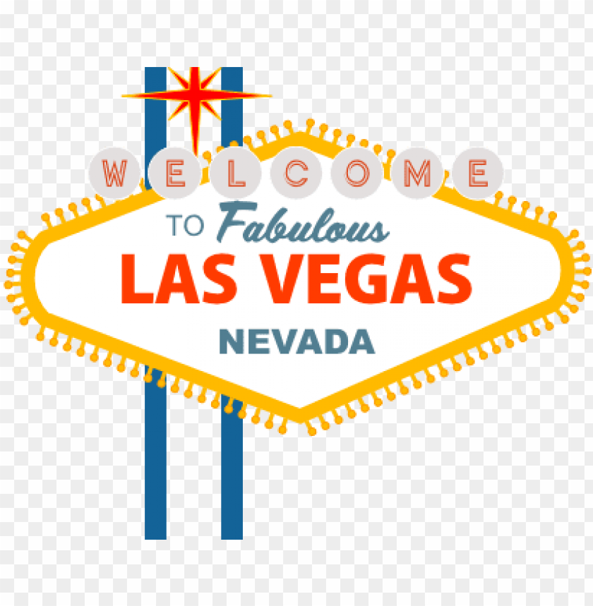 free PNG las vegas - welcome to las vegas si PNG image with transparent background PNG images transparent