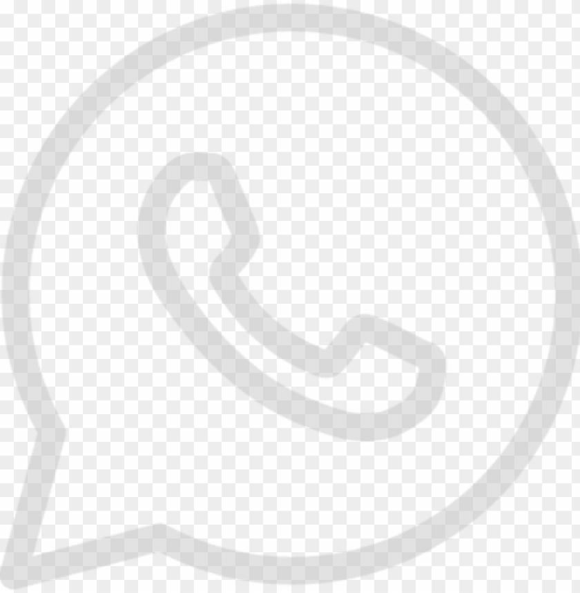 free PNG latest whatsapp logo png white 4 » png image inspiration - white whatsapp logo transparent background PNG image with transparent background PNG images transparent