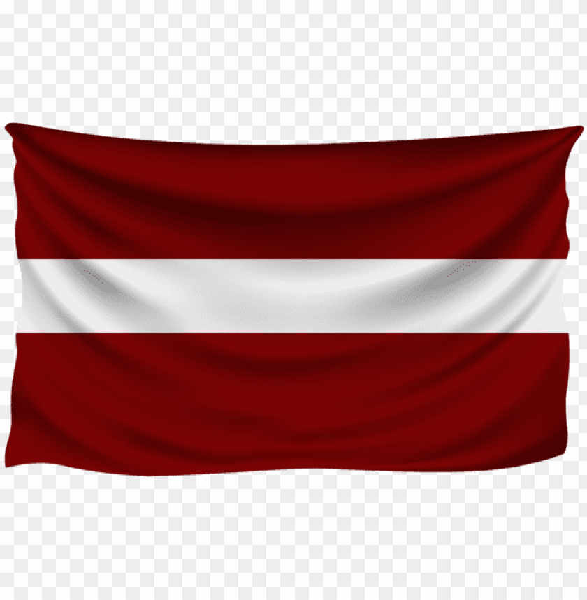 free PNG Download latvia wrinkled flag clipart png photo   PNG images transparent