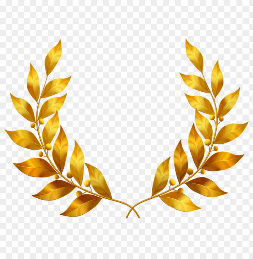 free PNG Download laurel leaves clipart png photo   PNG images transparent