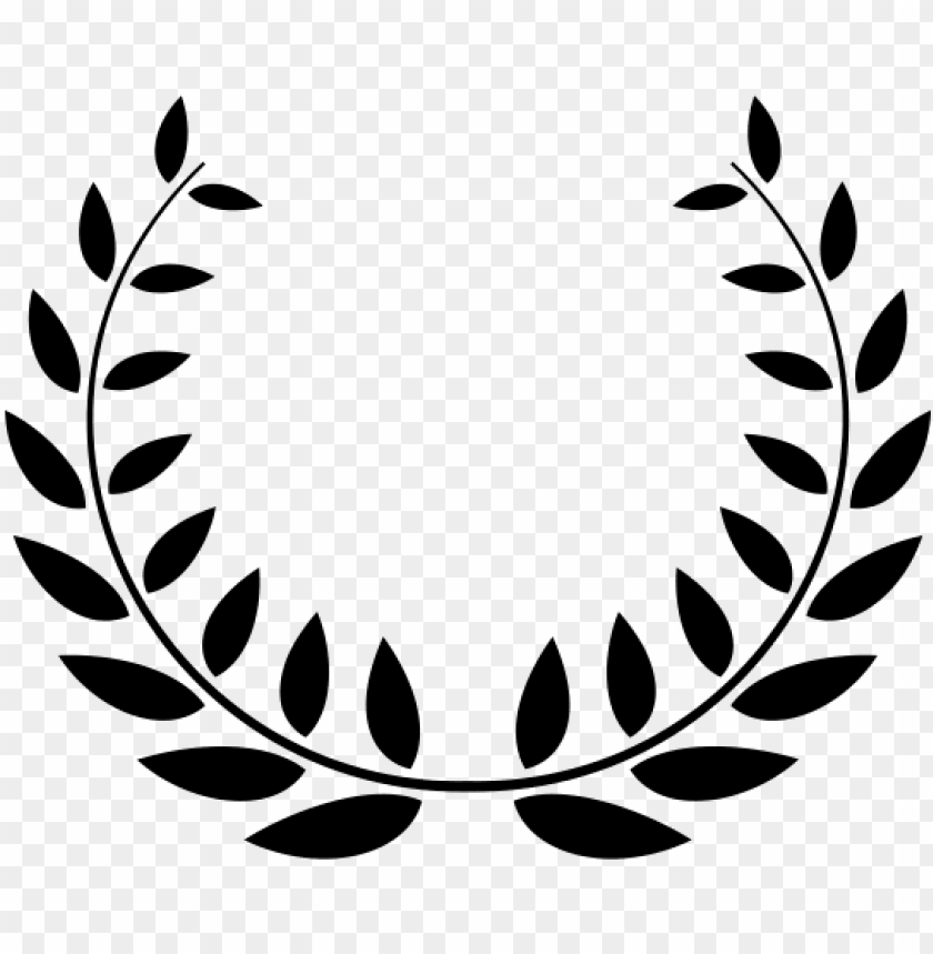 free PNG laurel wreath rubber stamp - laurel wreath PNG image with transparent background PNG images transparent