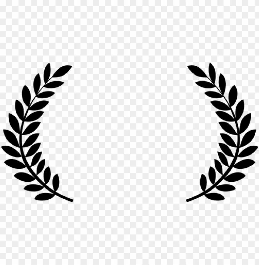 free PNG laurel wreath vector graphics public domain vectors - film festival laurels PNG image with transparent background PNG images transparent