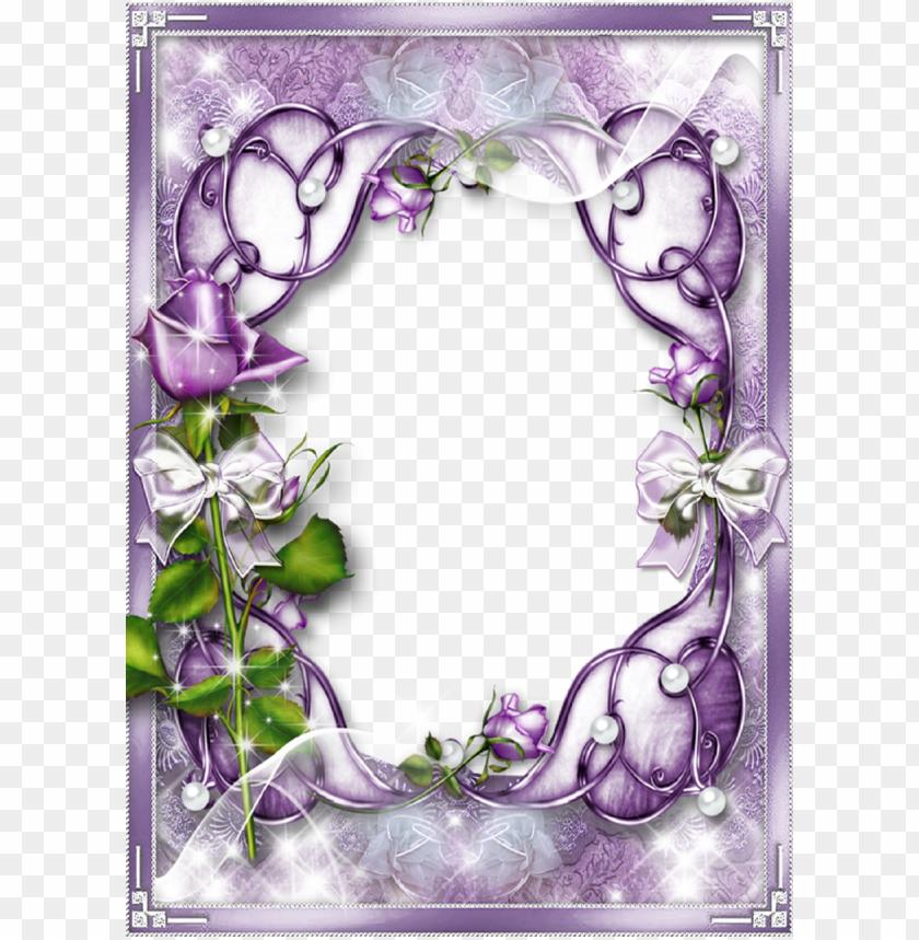 free PNG lavender background wedding -wedding invitation border - purple transparent picture frames PNG image with transparent background PNG images transparent