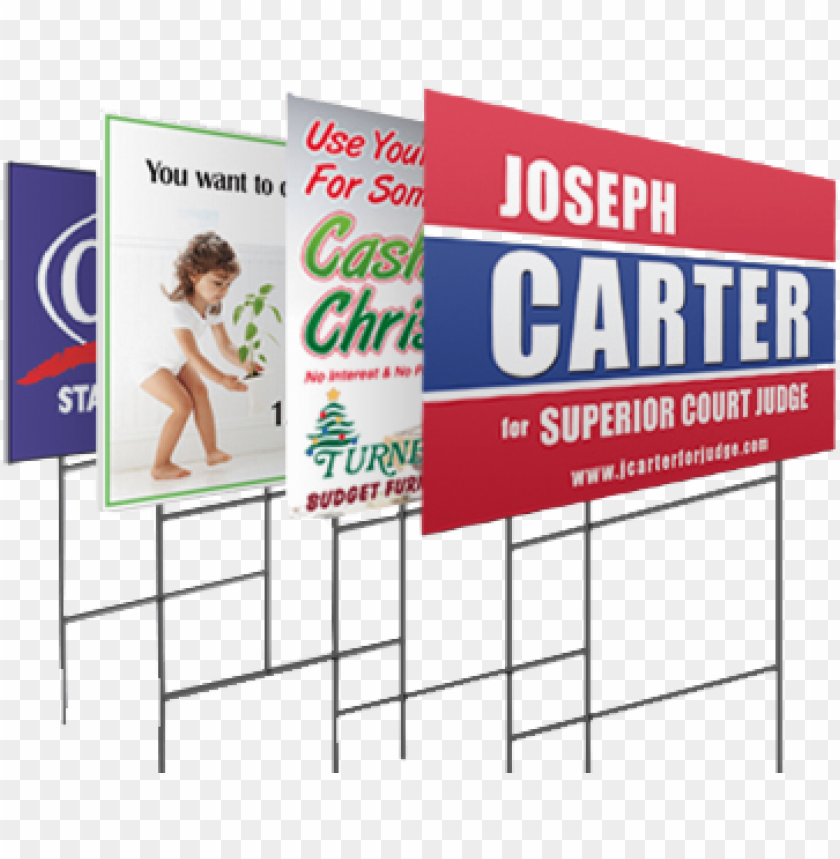 free PNG lawn signs 18 x - yard signs PNG image with transparent background PNG images transparent
