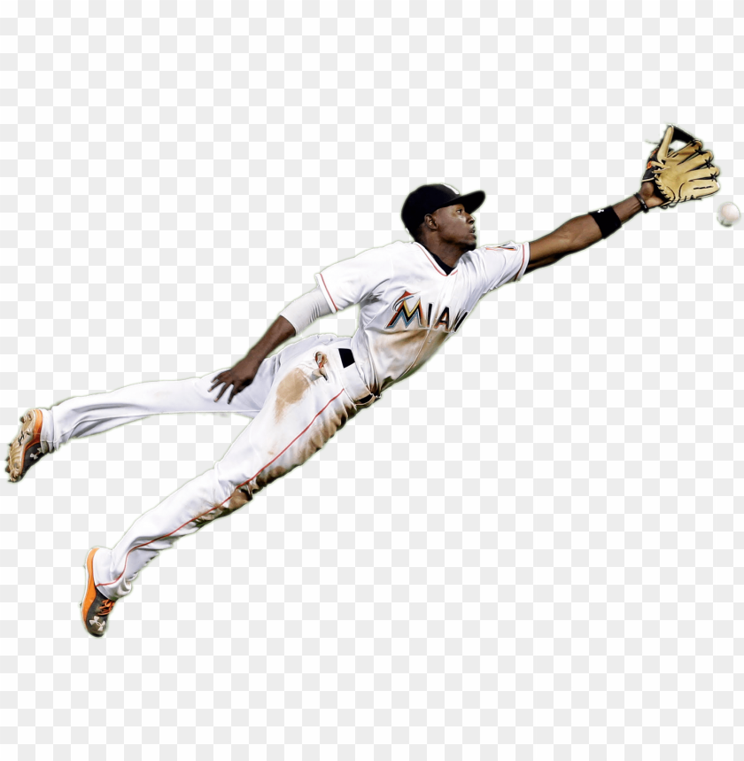 free PNG layer catching baseball - baseball player transparent PNG image with transparent background PNG images transparent