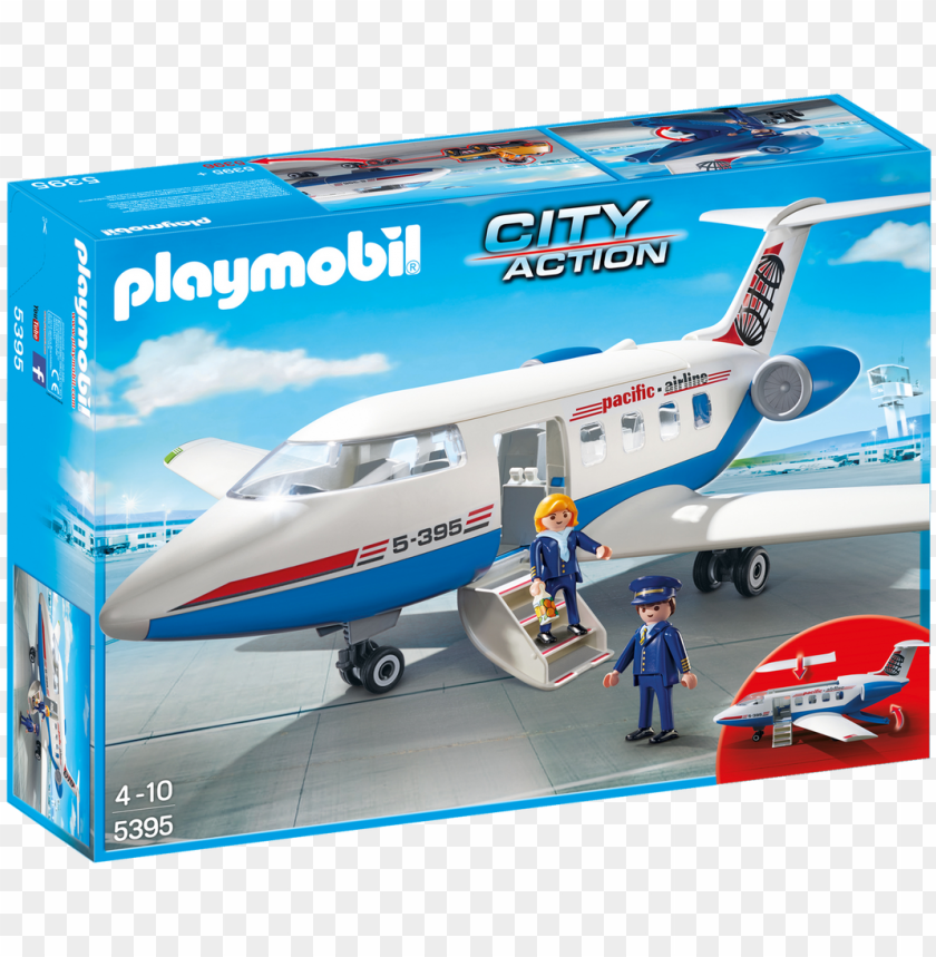 free PNG laymobil city airport passenger plane PNG image with transparent background PNG images transparent