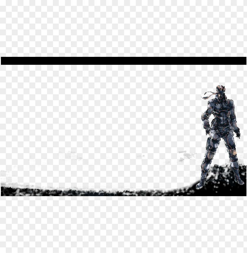 free PNG laystation vita wallpaper thread - magnet: metal gear solid 2 - cutout characters (drawings) PNG image with transparent background PNG images transparent
