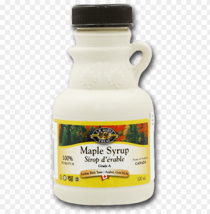 free PNG lb maple treat maple syrup - bottle PNG image with transparent background PNG images transparent