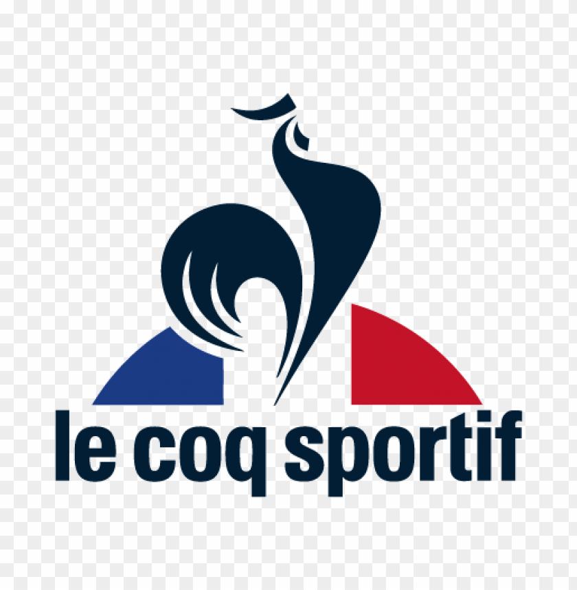 free PNG le coq sportif logo vector PNG images transparent