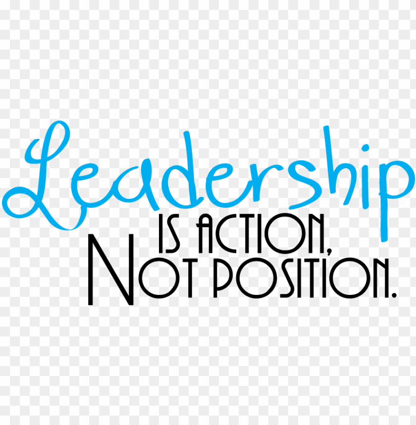 Leadership Position Png Image With Transparent Background Toppng