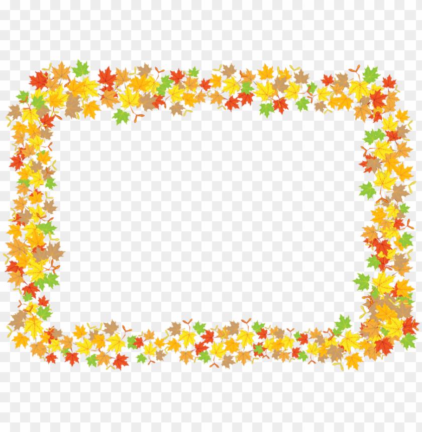 free PNG leaf frame png pic png - Free PNG Images PNG images transparent