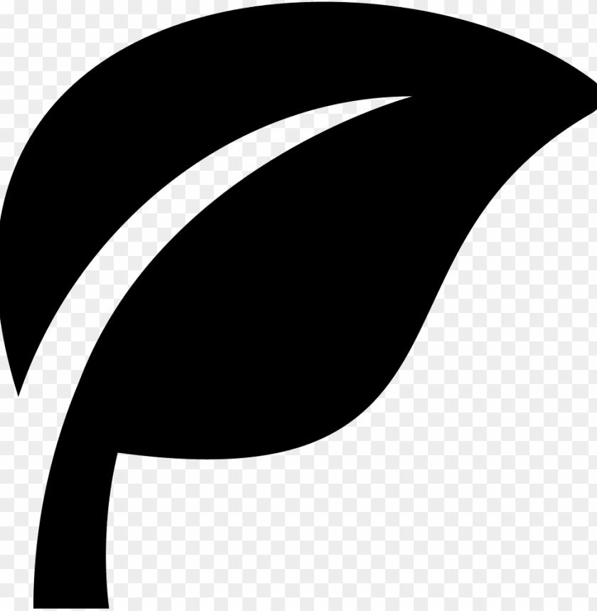 free PNG leaf nature plant tea green vegan vegetarian svg  - leaf icon png - Free PNG Images PNG images transparent