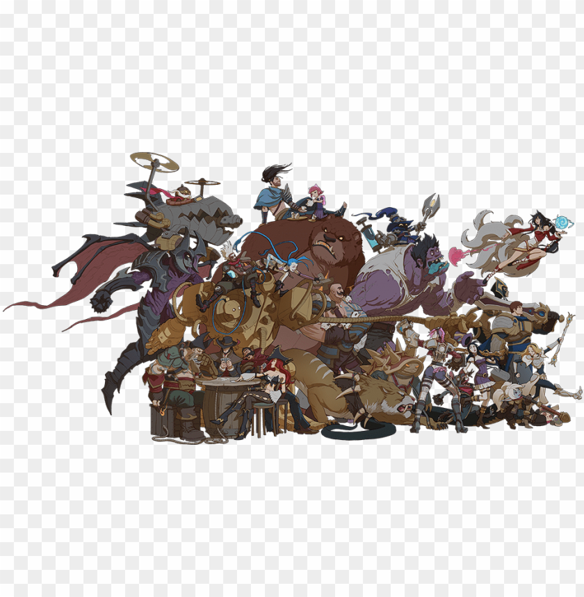 free PNG league of legends characters png clipart - asian games league of legends PNG image with transparent background PNG images transparent