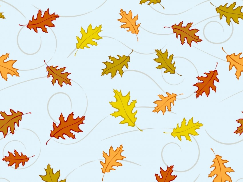free PNG leaves, autumn, patterns, texture, fallen background PNG images transparent