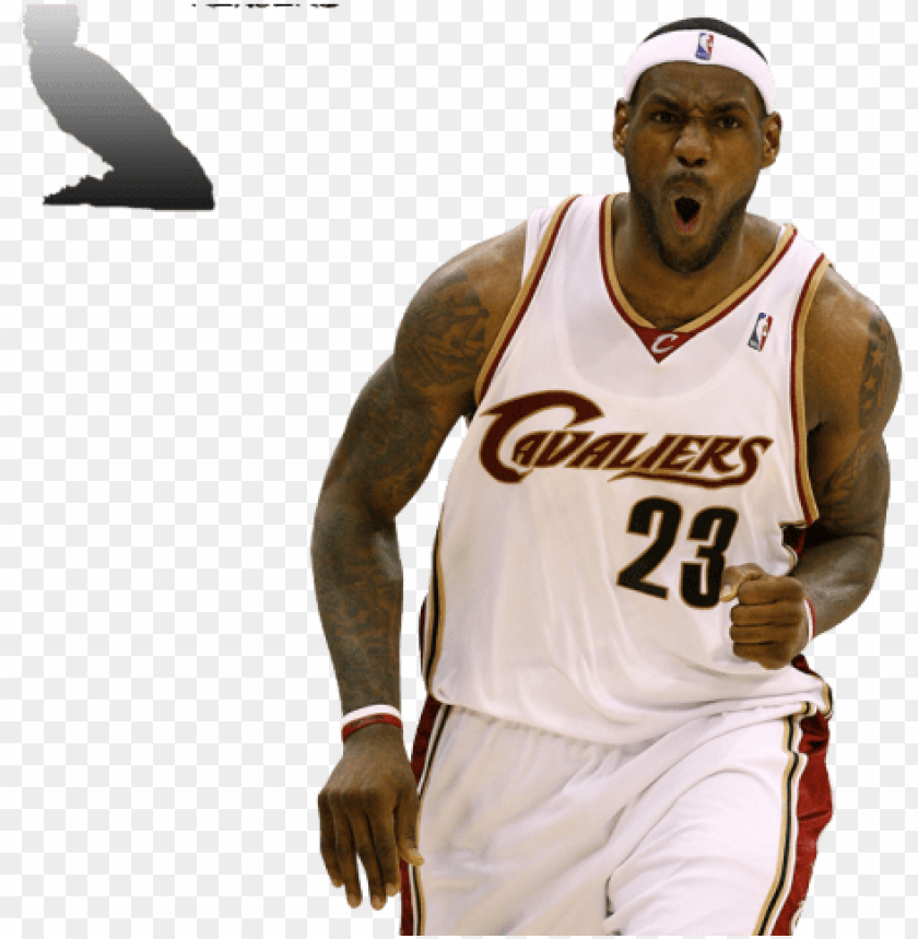 Lebron James Clipart Print Cleveland Cavaliers Lebron James Photo 16x20in Png Image With Transparent Background Toppng