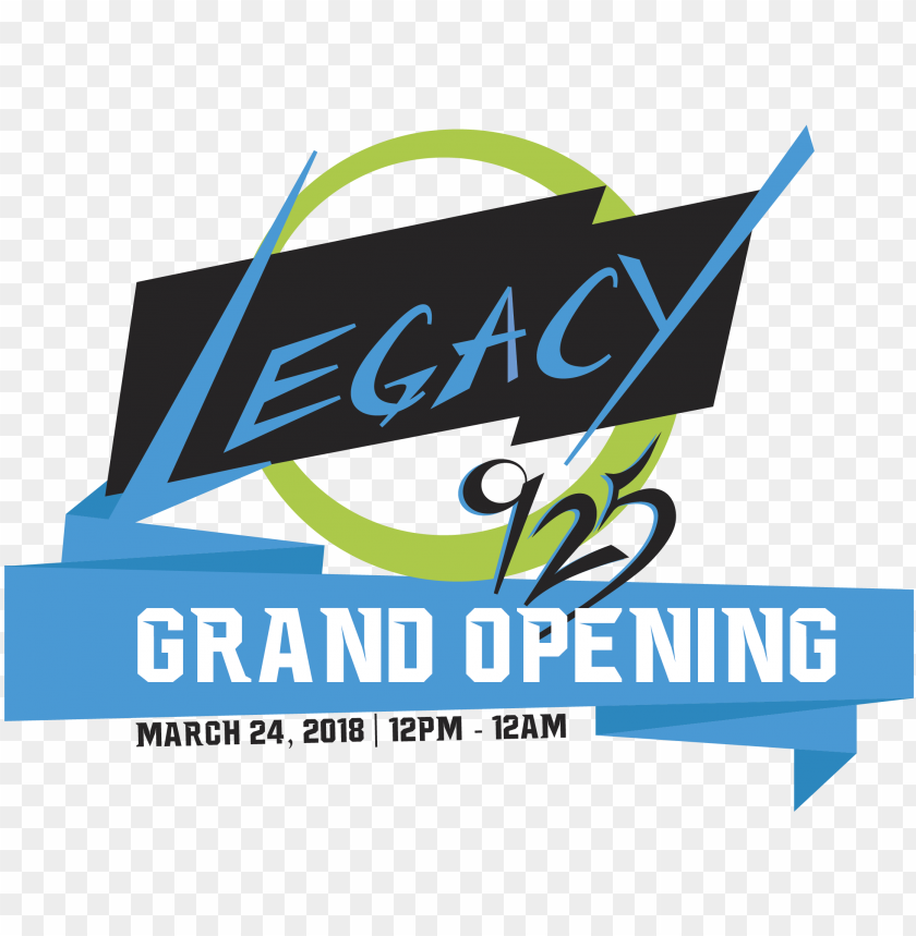free PNG legacy 925 grand opening logo concepts by donna hurt - legacy 925 PNG image with transparent background PNG images transparent