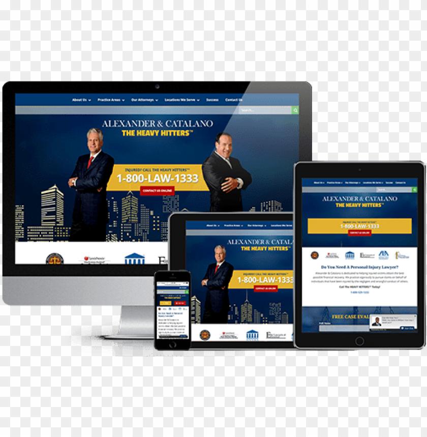 free PNG legal web design responsive website design by acs inc PNG image with transparent background PNG images transparent