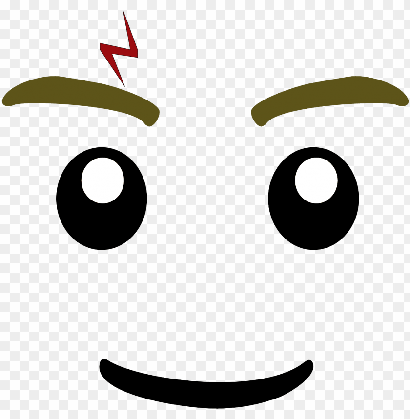 Creepy Face Roblox Decal Lego Face Decals Transparent Png Image With Transparent Background Toppng