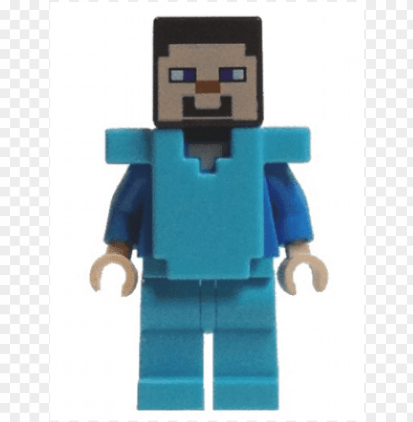Lego Minecraft Minifigure Lego Minifigure Png Image With