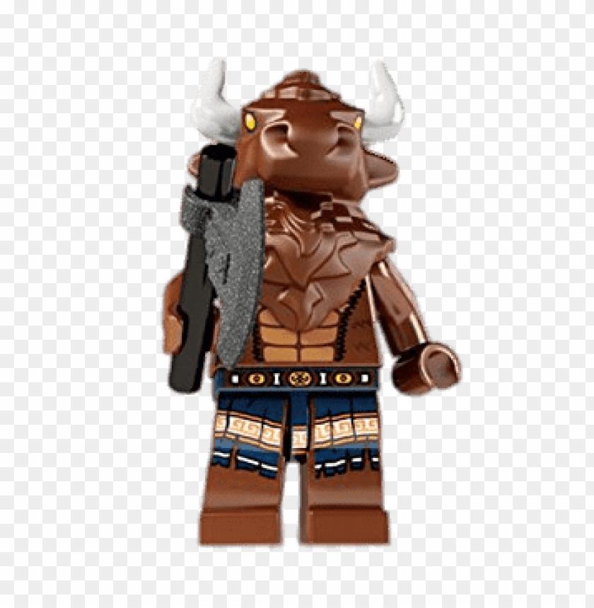 free PNG lego minotaur figurine PNG image with transparent background PNG images transparent
