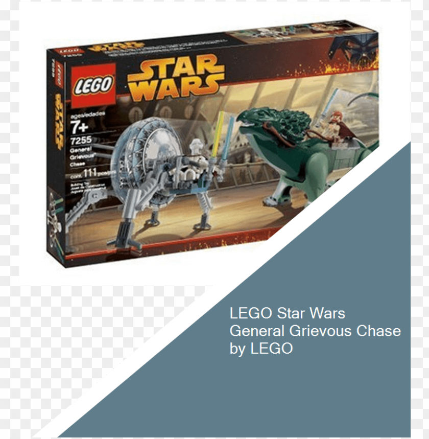 free PNG lego star wars general grievous chase by lego lego - lego star wars mustafar duel set PNG image with transparent background PNG images transparent