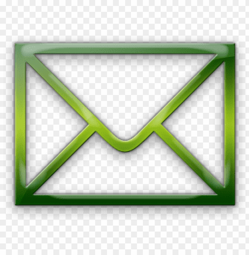 free PNG letter, message, mail, envelop, email icon - green email icon PNG image with transparent background PNG images transparent