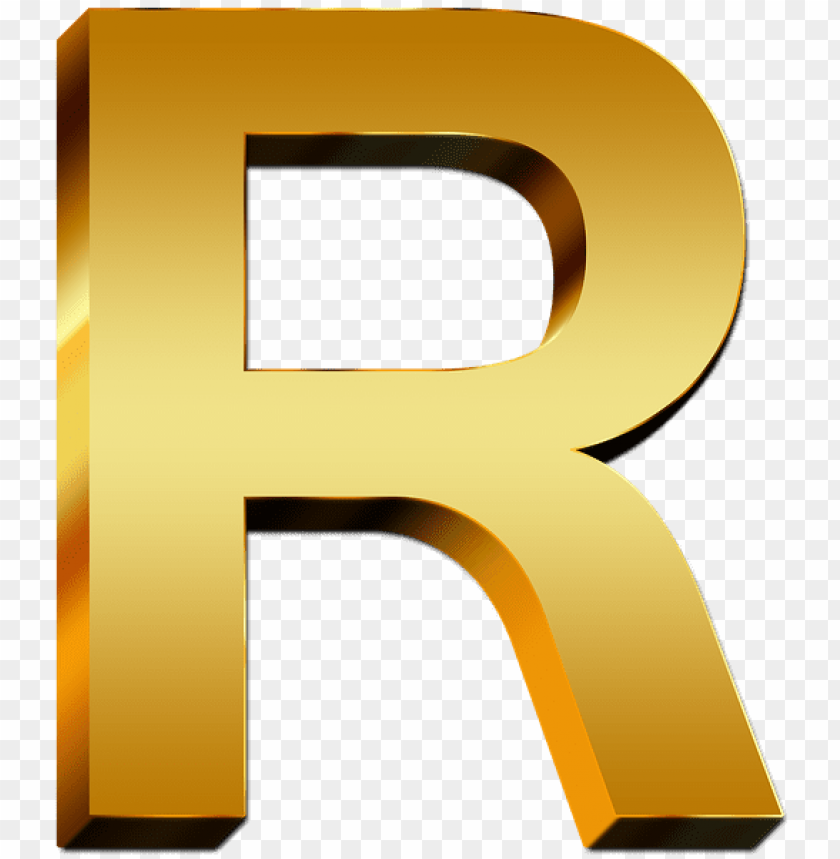 free PNG letters abc education gold golden gloss alphabet - golden r letter PNG image with transparent background PNG images transparent