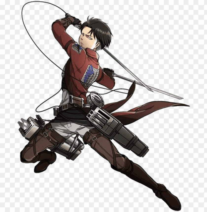 Levi Ackerman Attack On Titan Levi Png Image With Transparent Background Toppng